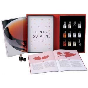 Le Nez du Vin Estuche 12 Aromas Tintos en Inglés
