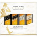 Whisky Johnnie Walker Discover Gift Pack 4 x 5 cl